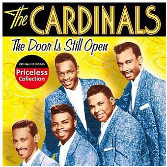 Cardinals - Door Is Still Open [CD] USA import