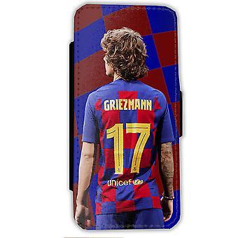 Griezmann Barcelona Samsung S9 geval shell