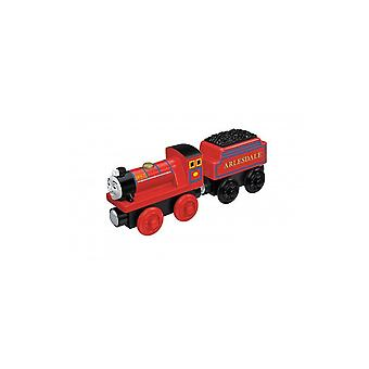 Fisher Price Thomas And Friends Mike Wooden Engine