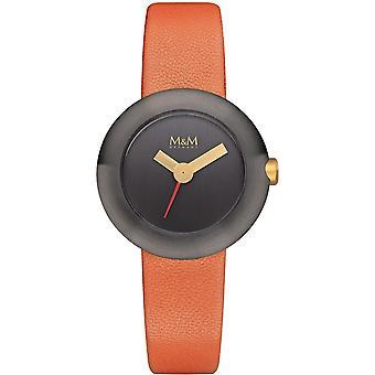 M et M Allemagne M11948-695 Basic-M Ladies Watch