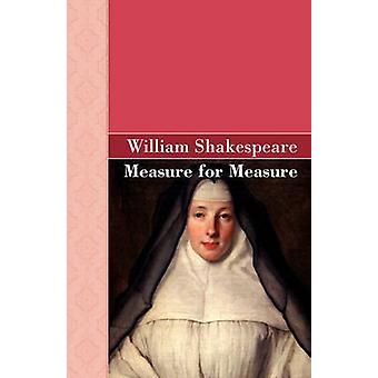 Measure for Measure by Shakespeare & William