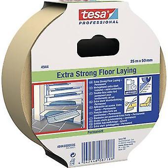 tesa 4944-0-5 4944-0-5 شريط لاصق مزدوج الجانب tesafix® 4944 أبيض (L x W) 25 م × 50 مم 25 م