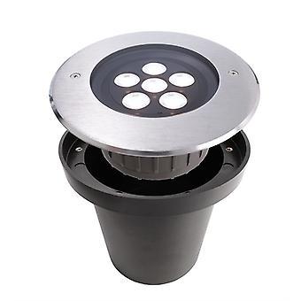 Lampa podłogowa LED HP I 6500K x 173mm srebrny IP67