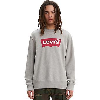 Levi's Grafik Housemark Sweatshirt grau 44