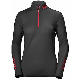 Helly Hansen kvinnor ' s LIFA Active 1/2 zip-svart