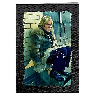 TV Times Adam Faith Appearing In TV Series Budgie Greeting Card