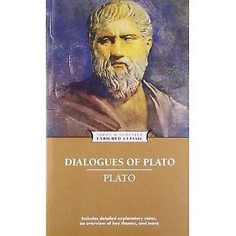 Dialogues of Plato (Enriched Classics (Simon & Schuster))