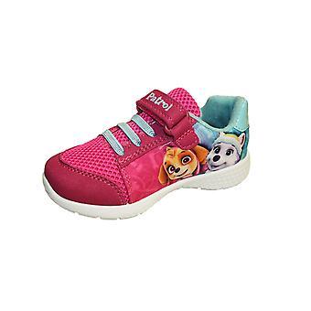 Mädchen Kinder Qualität Tulove Pfote Patrol Cartoon Touch enge Trainer Charakter Schuh