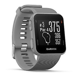 Garmin - Golf Watch - Smartwatch - Approach S10 powder grey - 010-02028-01