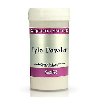 Regenboog stof eetbare Tylo poeder-80g