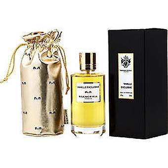 Mancera Vanille Exclusive By Mancera Eau De Parfum Spray 4 Oz