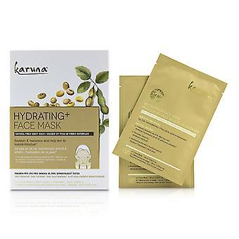 Karuna Hydrating+ Face Mask - 4sheets