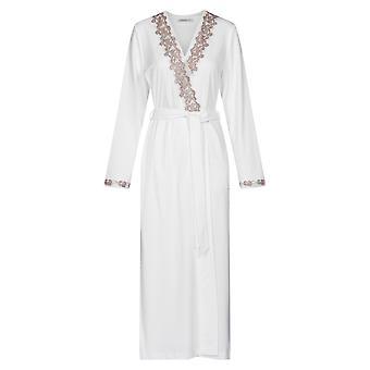 Feraud 3201097-15648 vrouwen ' s Couture wit luipaard print Kamerjas