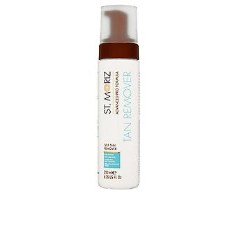 St Moriz Advanced Pro Formula Self Tan Remover Mousse 200 Ml Unisex