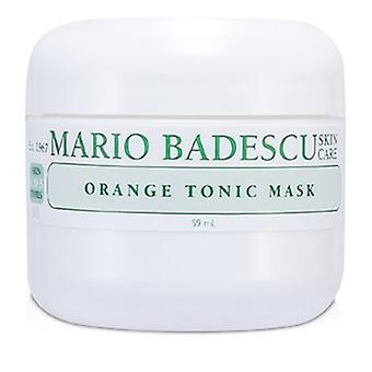 Máscara tônica laranja Mario Badescu - Para Combinação/ Oily/ Tipos sensíveis de pele 59ml/2oz
