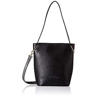Fritzi aus PreussenEdisa Donna Shoulder bagBlack (Black)19.5x26x9.5 centimeters (W x H x L)