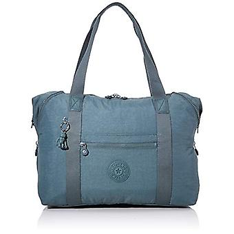 Kipling ART M Beach bag 58 cm 26 liters Green (Light Aloe)