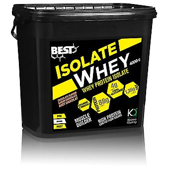 Best Protein Isolate Whey 4000 gr