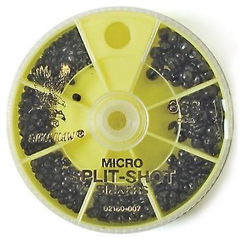 Kotka Claw mikro Split Shot platinat Dial Pack