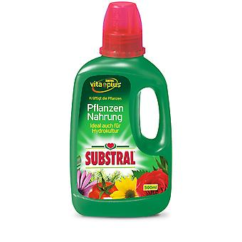 SUBSTRAL® Plants Food, 500 ml