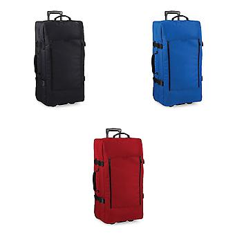 Bagbase Escape Dual-Layer Large Cabin Wheelie Travel Bag/Suitcase (95 Litres)