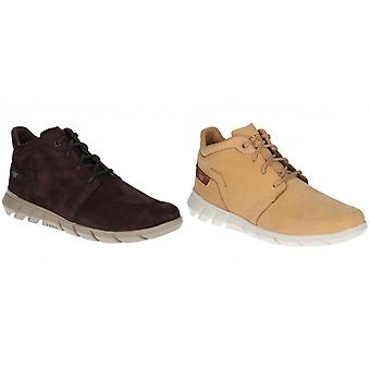 Caterpillar mens Hendon Lace up lederen laars