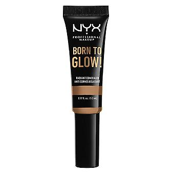 NYX PROF. MAKE-UP Born To Glow Radiant Concealer 5.3ml - Golden
