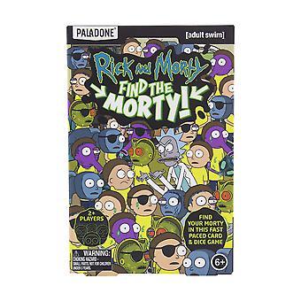 Trova il divertente gioco Morty Card ufficialemente concesso in licenza Rick e Morty gioco gioco gioco