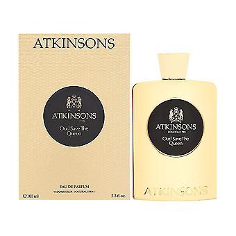Atkinsons Oud Save The Queen Eau de Parfum Spray 100ml