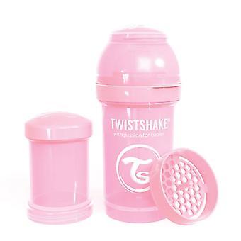 Twistshake Baby bottle 180ml Pastel Pink