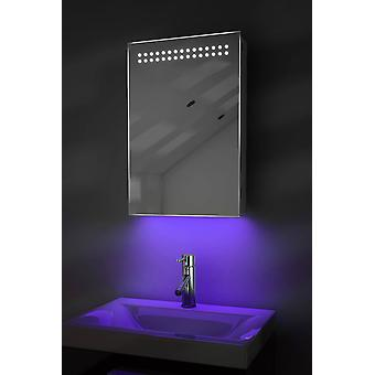 Ambient Demist Cabinet With Sensor & Internal Shaver Socket k261W