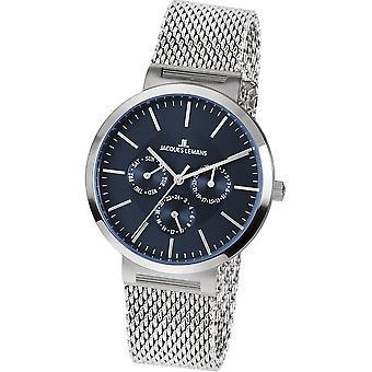 Jacques Lemans - Wristwatch - Men - Milano - Classic - 1-1950H