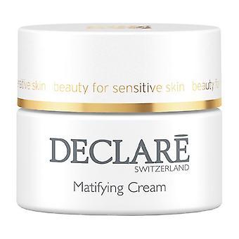 Crème faciale Pure Balance Matifying Declaré (50 ml)