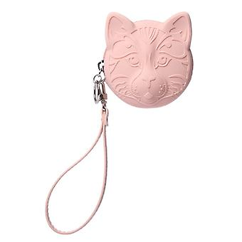 CREADYS Coin Purse Cat in Pink