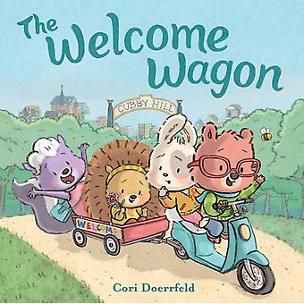 Welcome Wagon A Cubby Hill Tale by Cori Doerrfeld