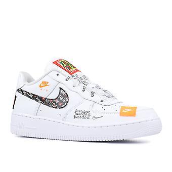 Air Force 1 Jdi Prm (Gs) 'Just Do It' - Ao3977-100 - schoenen
