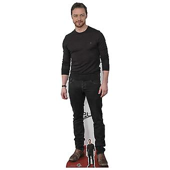 James McAvoy Lifesize Cardboard Cutout / Standee / Standup