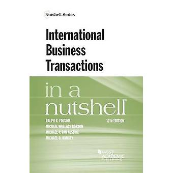 International Business Transactions in a Nutshell (10th Revised editi