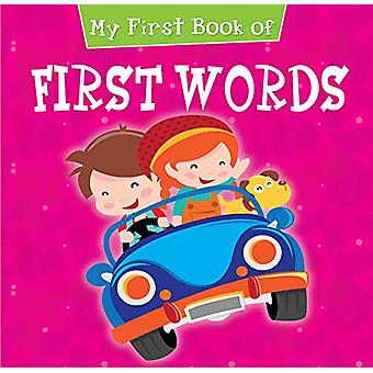 My First Book of First Words by Pegasus - 9788131943755 Book