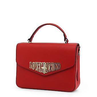 Love Moschino Women Red Handbags -- JC40317872