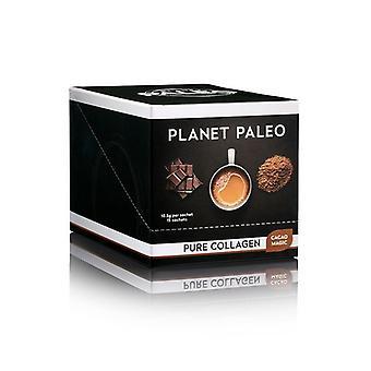 Planet Paleo Pure Collagen Cacao Magic Sachets 15 (PP1037)