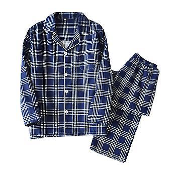Allthemen Muži & apos, s bavlna spánek plavky domácí obleky bunda a kalhoty