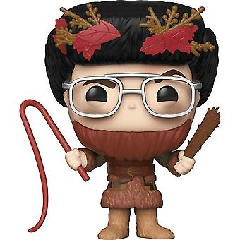 The Office Dwight as Belsnickel Pop! Vinyl