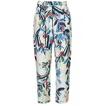 Backstage Floral Print Trousers