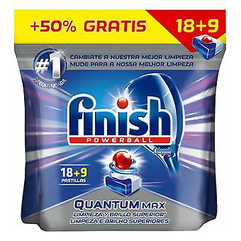 Finish Quantum Regular Dishwasher Tablets (27 Washes)