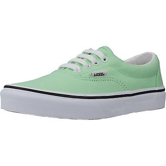Vans Schoenen Uy Tijdperk Kleur Groen