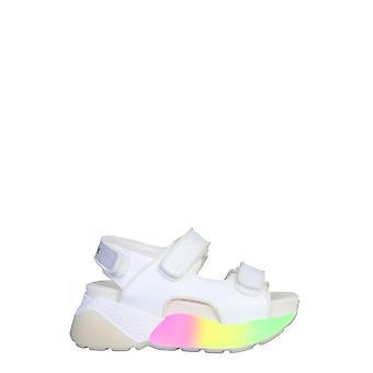 Stella Mccartney 800019n0019k933 Dames's White Polyurethaan Sandalen
