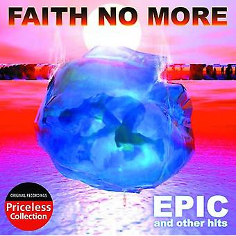 Faith No More - Epic & Other Hits [CD] USA import