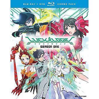 Suerte y lógica: La serie completa [Blu-ray] USA importación