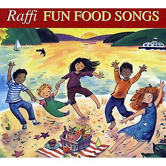 Raffi - Fun Food chansons [CD] USA import